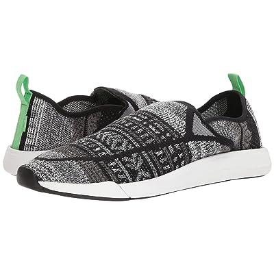 Sanuk Chiba Quest Knit (Black/Grey) Shoes