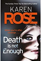 Death Is Not Enough (The Baltimore Series Book 6) (Baltimore 6) Kindle Edition