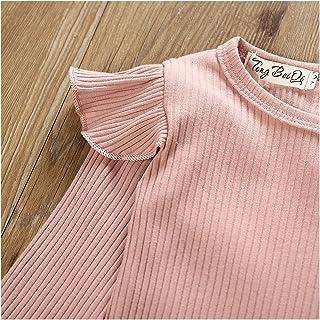 الوليد الطفل بنين بنات بذلة ملابس لطيف مقنعين ملابس رومبر (Color : WH, Size : 66)
