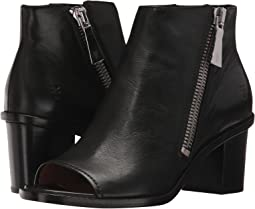 Brielle Zip Peep Bootie