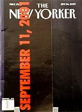 The New Yorker Magazine September 24, 2001