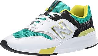new balance hombre verde 47