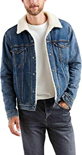 Levi's Men's Cotton Sherpa Trucker Jacket