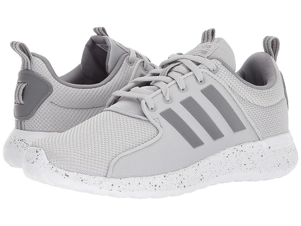 adidas Cloudfoam Lite Racer (Grey Two/Grey Three/White) Men