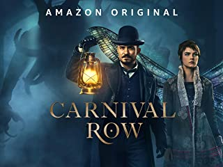 Carnival Row - Season 1 (4K UHD)