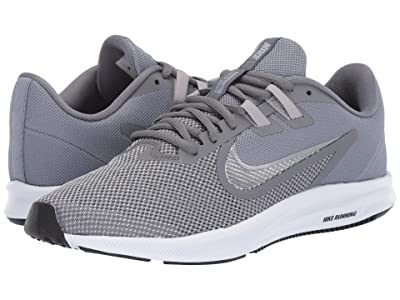 Nike Downshifter 9 (Cool Grey/Metallic Silver/Wolf Grey) Women