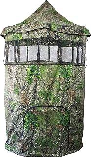 Image of Cooper Hunting 2020 Chameleon + Gun Blind & TM100 Tree Mount, Mossy Oak