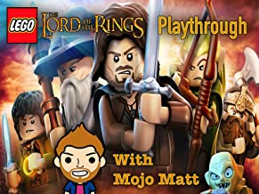 Lego Lord Of The Rings Playthrough With Mojo Matt