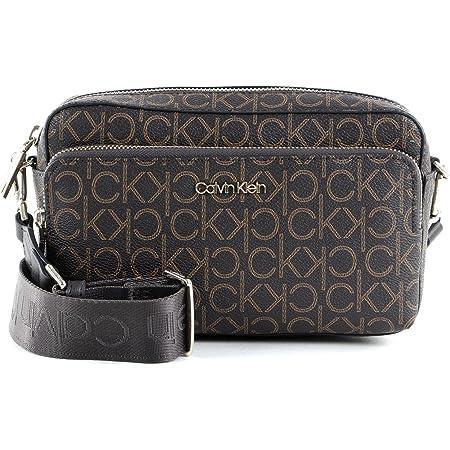 Calvin Klein CK Must Camera Bag Brown Mono