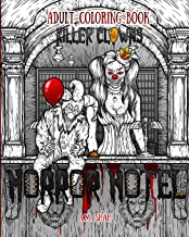 Best coloring pages of scary clowns Reviews