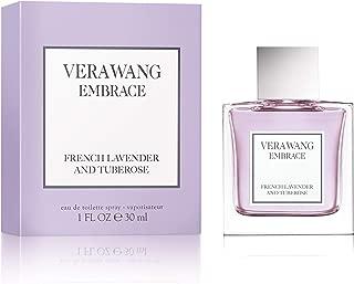 Vera Wang Embrace Eau De Toilette Spray for Women, French Lavender & Tuberose, 1 Fl Oz