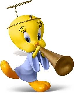 Hallmark Keepsake Christmas Ornament 2018 Year Dated, Looney Tunes Tweety Bird Christmas Angel