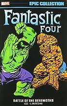 Fantastic Four Epic Collection: Battle of the Behemoths