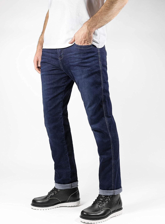 John Doe Damen Original Jeans Dark Blue Used Hose Auto