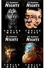 Sleepless Nights Collection Books 1-4: 200+ Short Horror Stories and Legends Kindle Edition