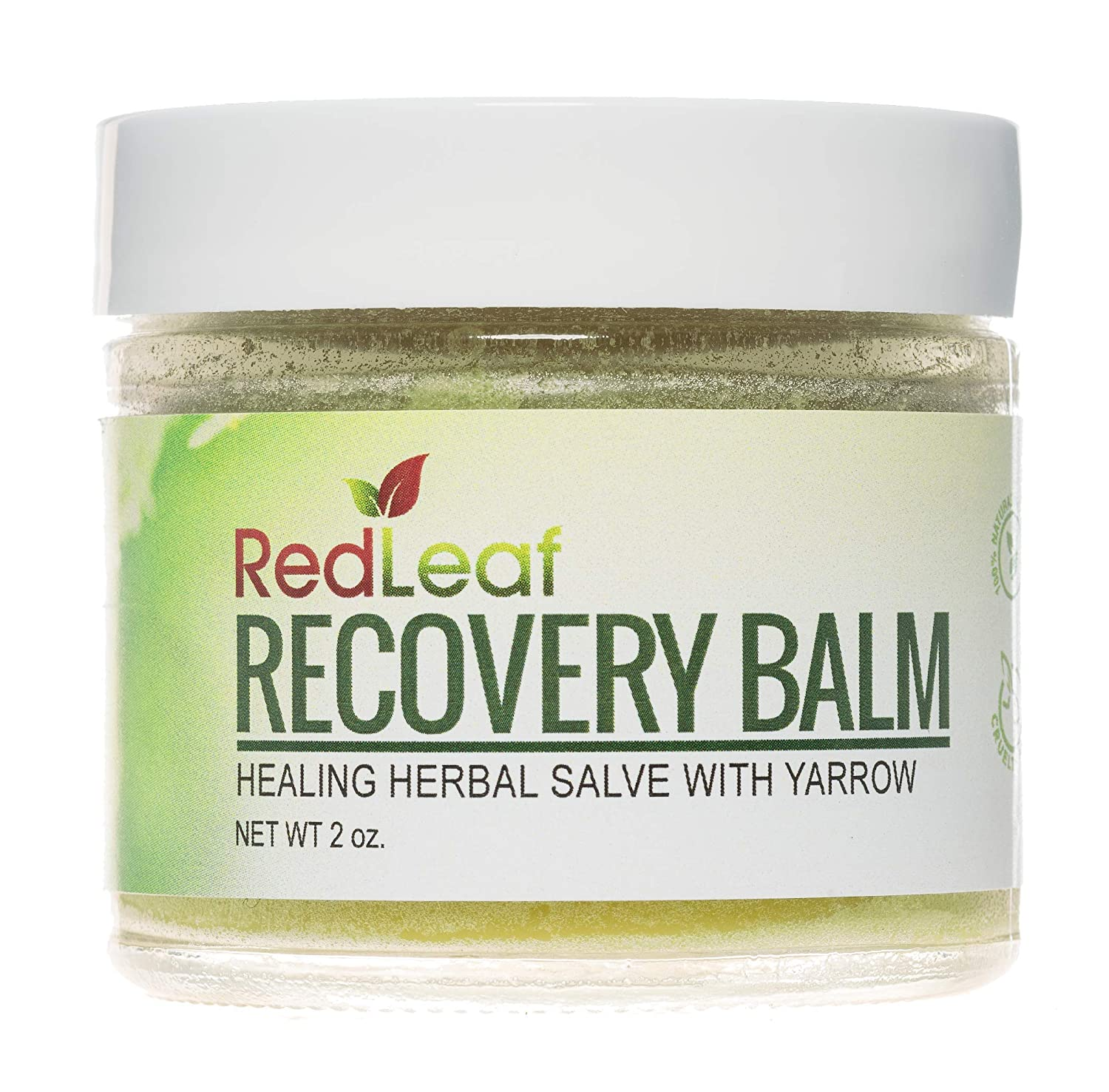 We OFFer at cheap prices Red Leaf Recovery Balm- All Purpose Salve Max 74% OFF S Herbal Skin Natural