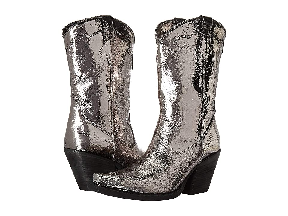 McQ Tammy Pull-On (Silver) Women