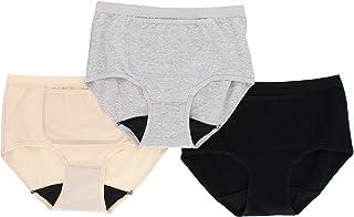 (ジャコンヌ) Jaconne サニタリー ショーツ ポケット付き 3枚セット 昼用 羽根付き対応 0883