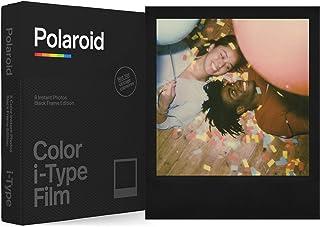 Polaroid Originals Color Film for I-Type, Black Frame Edition (6019)