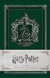 Insight Editions: Harry Potter: Slytherin Ruled Notebook