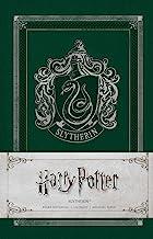 Permalink to Harry Potter – Slytherin Ruled Notebook PDF