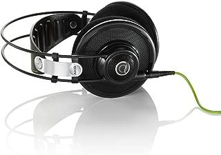 AKG Q701 立体声头戴式耳机 高保真参考级耳机 黑色