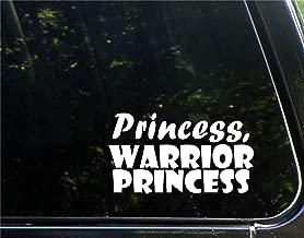 Princess, Warrior Princess (6-1/2