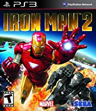 Iron Man 2 (Playstation 3, PS3) - NIW
