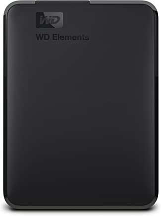 Western Digital Elements Portable HDD Esterno 2000 GB, 3.5 Pollici, USB 3.0, Compatibilita' Mac, Nero - Confronta prezzi