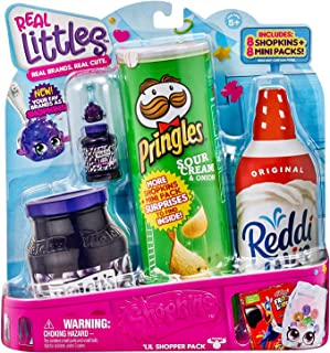 Shopkins Real Littles Lil' Shopper Pack