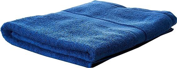 منشفة حمام من قطن تيري من برينسيس، مقاس 90 × 180 سم، لون ازرق رويال