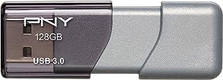 PNY 128GB Turbo Attaché 3 USB 3.0 Flash Drive - (P-FD128TBOP-GE)