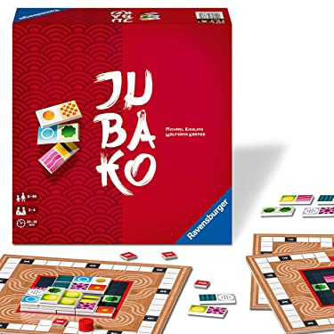 Ravensburger Jubako Strategy Game for Ages 8 & Up - The Art of Bento Amazon Exclusive (26818)