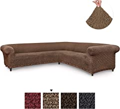 Best u shaped sectional slipcovers Reviews