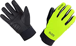 Gore 100563 WEAR C5 Thermo Gloves -TEX, XL, neon Yellow/Black