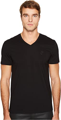 Versace Collection - Logo V-Neck Tee
