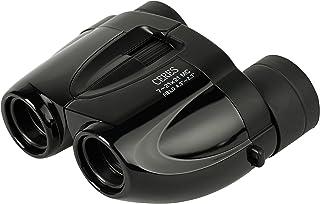 Kenko 双眼鏡 コンサート用 CERES(セレス) 7~21×21 MC-S ポロプリズム式 7~21倍 ズームタイプ 21口径 レンズクロス付属 ブラック CR03