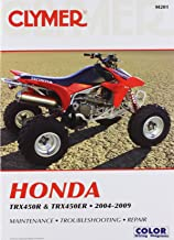 Best trx450r repair manual Reviews