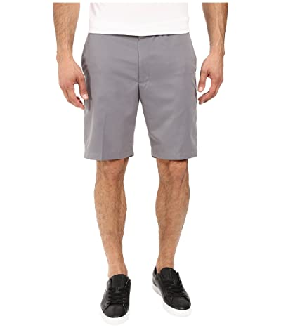 Perry Ellis Portfolio Performance Shorts (Gray Cloud) Men
