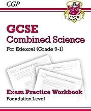 New Grade 9-1 GCSE Combined Science: Edexcel Exam Practice Workbook - Foundation