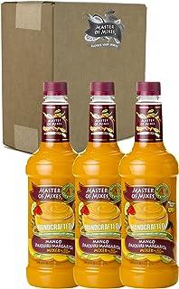 Master of Mixes Mango Daiquiri/Margarita Drink Mix, Ready to Use, 1 Liter