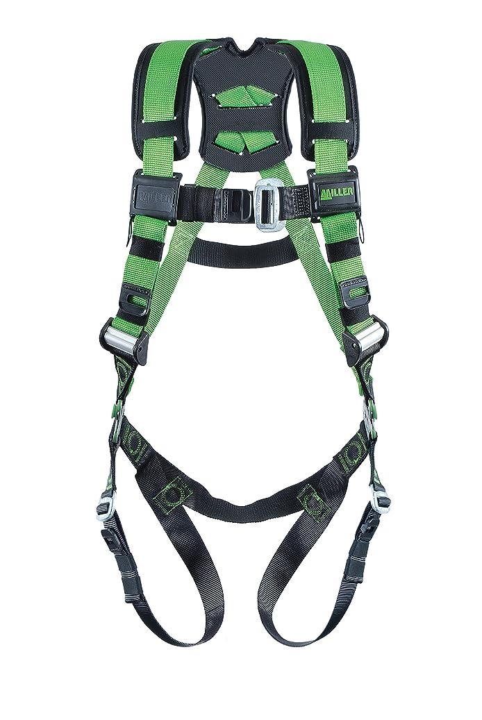 三番機関車ナインへMiller by Honeywell R10CN-MB/UGN REVOLUTION-Construction Harness with Mating Buckle Legs by Honeywell