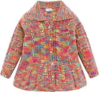 Amazon.ca: Girls' Cardigans 12 Cardigans Sweaters: Girls