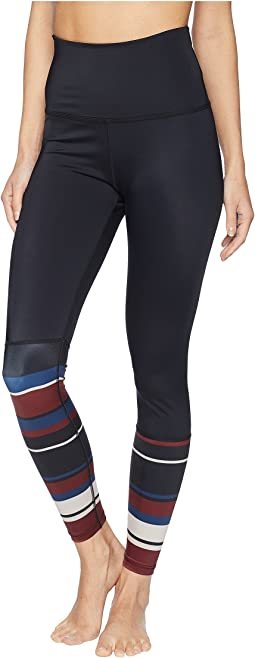 Arlington High-Waisted Midi Leggings