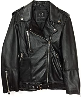 2c0380bb Zara Women's Oversized Leather Jacket 3461/200