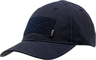 5.11 Tactical Cotton Canvas 6-Panel Flag Bearer Cap, One Size, Style 89406