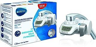BRITA Système de Filtration on Tap pour Robinet – Classic et Bundle Unique Blanc