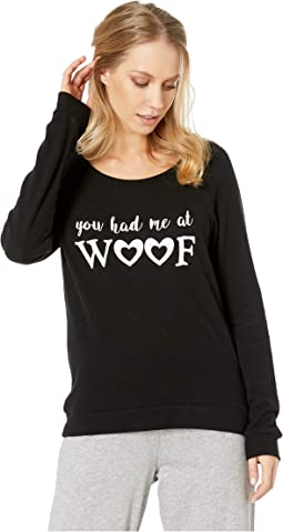 I Woof You Sweater