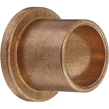 Length SAE 841 Genuine Oilite/® Sintered Bronze Sleeve Bearing 0.625 in OD x 1 in ID x 0.877 in