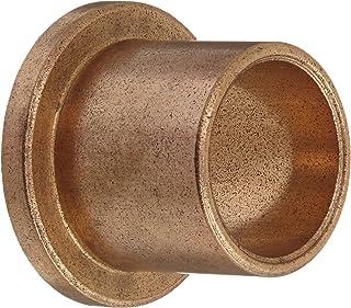 1 Bore x 1 1//4 OD x 1 Length x 1 1//2 Flange OD x 1//8 Flange Thickness Pack of 3 EF162016A3 1 Bore x 1 1//4 OD x 1 Length x 1 1//2 Flange OD x 1//8 Flange Thickness Bunting Bearings EF162016 Flanged Bearings Pack of 3 SAE 841 Powdered Metal